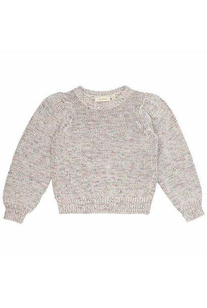 Soft Gallery Era Knit Knit Mix (trui)