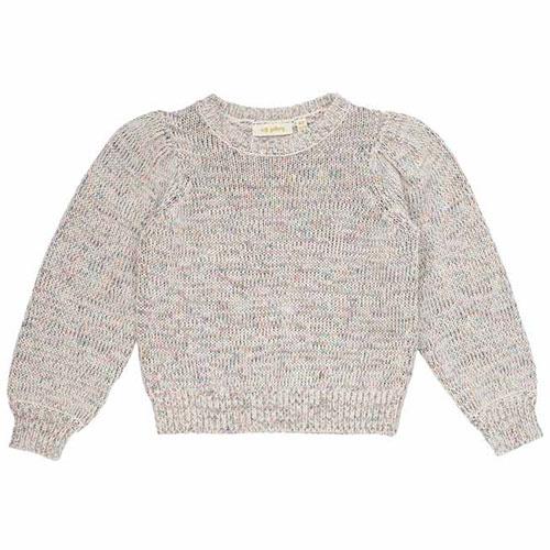 Soft Gallery Era Knit Knit Mix (trui)-1