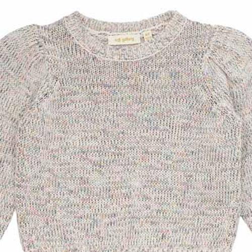 Soft Gallery Era Knit Knit Mix (trui)-3