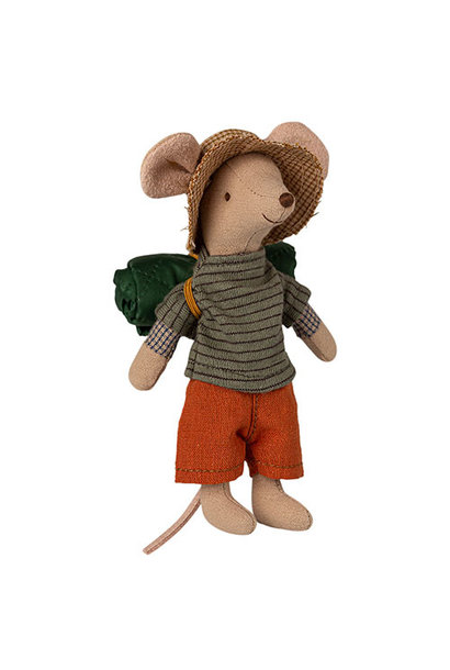 Maileg Hiker mouse, Big brother (muis)