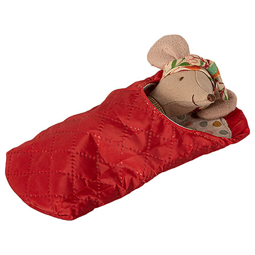 Maileg Hiker mouse, Big sister (muis)-2