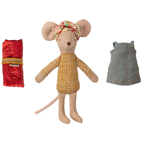 Maileg Hiker mouse, Big sister (muis)-3