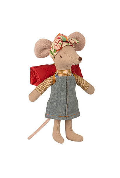 Maileg Hiker mouse, Big sister (muis)