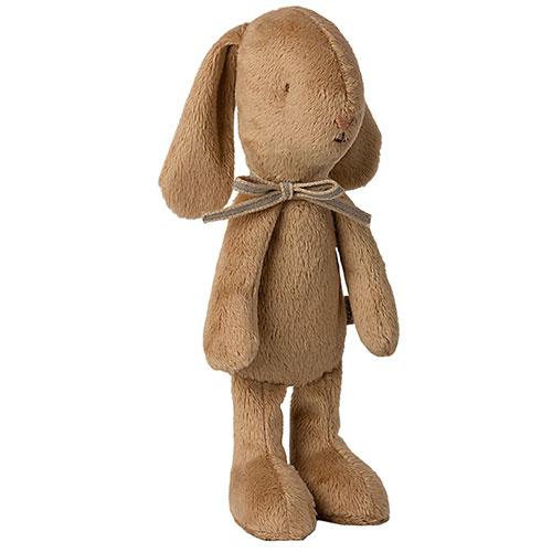 Maileg Soft bunny, Small - Brown (konijn)-1