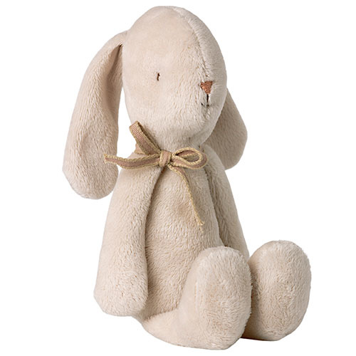 Maileg Soft bunny, Small - Off white (konijn)-4