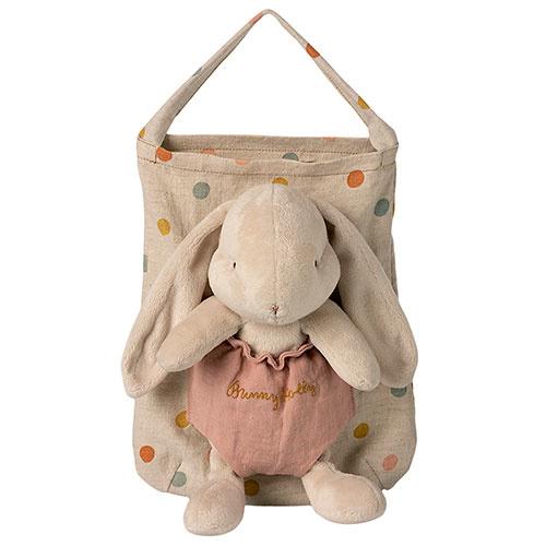 Maileg Bunny Holly in carry-on bag (konijn)-1