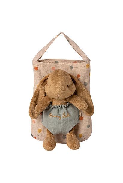 Maileg Bunny Bob in carry-on bag (konijn)