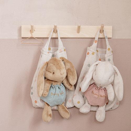 Maileg Bunny Bob in carry-on bag (konijn)-2