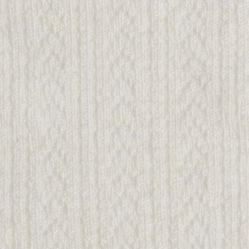 Collegien Adele - Chaussettes hautes laine Merinos maille ajouree Doux Agneaux (kniekousen)-3