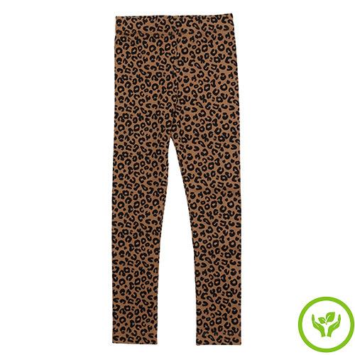maed for mini Chocolate leopard AOP Legging-1