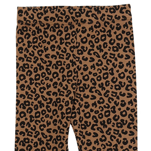 maed for mini Chocolate leopard AOP Legging-5
