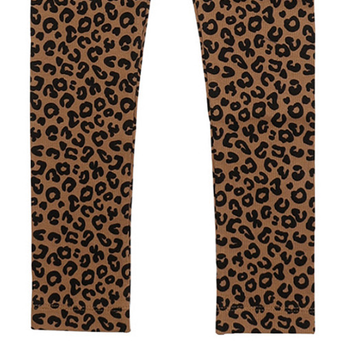 maed for mini Chocolate leopard AOP Legging-6