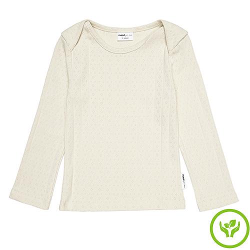 maed for mini Chique Chinchilla Longsleeve Shirt-1
