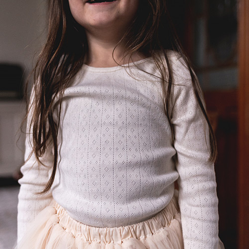 maed for mini Chique Chinchilla Longsleeve Shirt-5