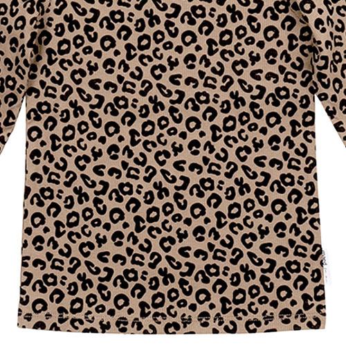 maed for mini Brown Leopard AOP Longsleeve Shirt-6