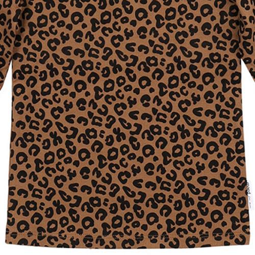 maed for mini Chocolate leopard AOP Longsleeve Shirt-7