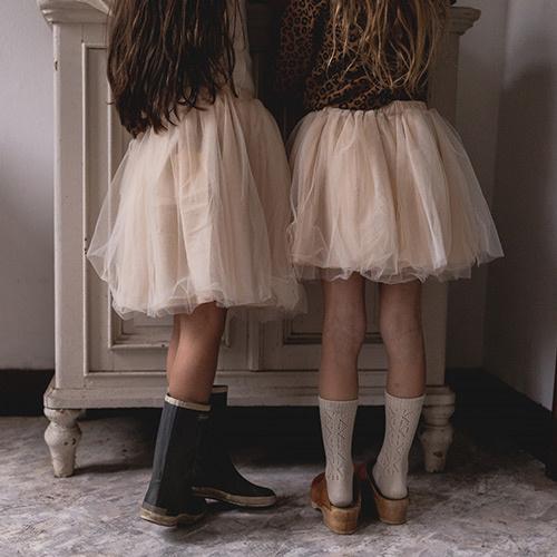 maed for mini Ballet Baboon Tutu Skirt-2