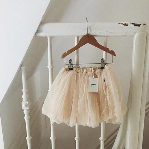 maed for mini Ballet Baboon Tutu Skirt-5