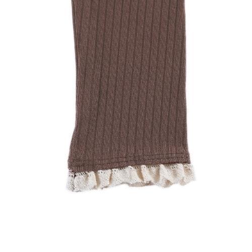 Donsje Afke Leggings Mahogany-4