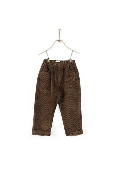 Donsje Bo Trousers Cocoa Brown (broek)