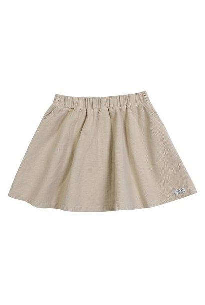 Donsje Cees Skirt Ivory (rok)