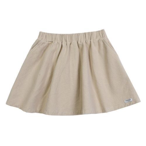 Donsje Cees Skirt Ivory (rok)-1