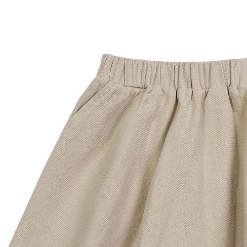 Donsje Cees Skirt Ivory (rok)-4