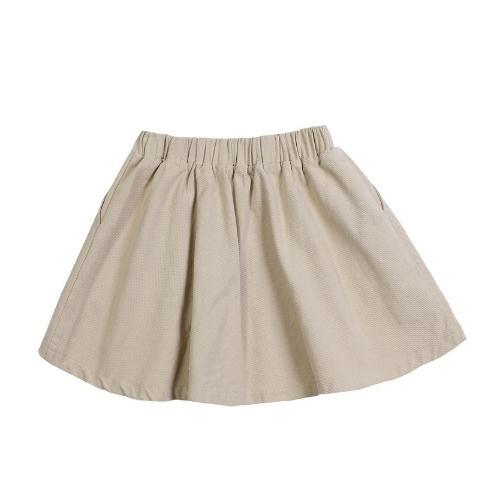 Donsje Cees Skirt Ivory (rok)-5