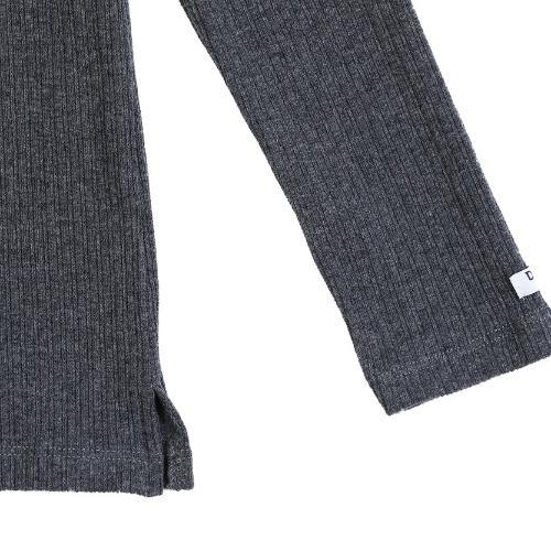 Donsje Christophe Shirt Dark Grey-4