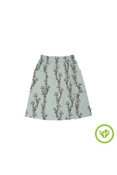 CarlijnQ Edelweiss - midi skirt with side pockets (rok)