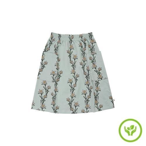 CarlijnQ Edelweiss - midi skirt with side pockets (rok)-1