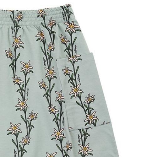 CarlijnQ Edelweiss - midi skirt with side pockets (rok)-5
