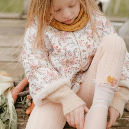 Louise Misha Leggings Moldavia Blush (broek)-3
