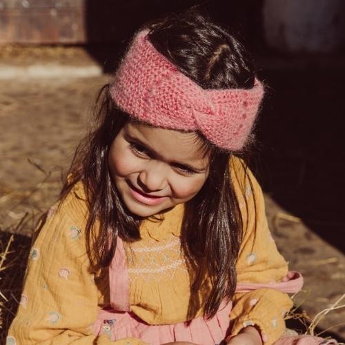Louise Misha Headband Sidony Sienna (haarband)-3
