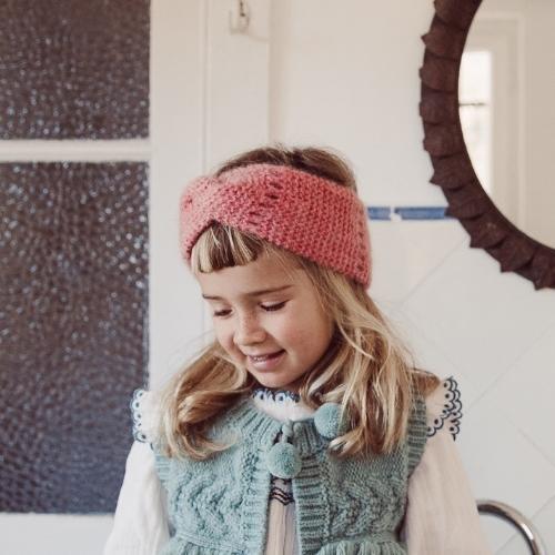 Louise Misha Headband Sidony Sienna (haarband)-4