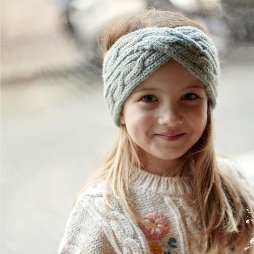 Louise Misha Headband Paloma Sauge (haarband)-2