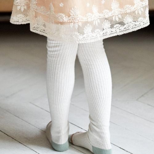 Louise Misha Tights Chukata Cream (maillot)-1