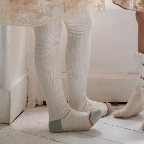 Louise Misha Tights Chukata Cream (maillot)-4