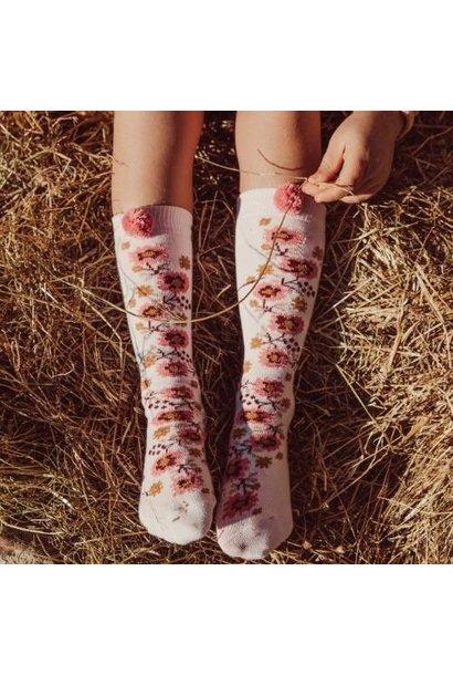 Louise Misha Socks Chelie Blush (sokken)
