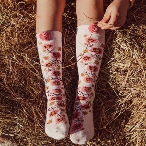 Louise Misha Socks Chelie Blush (sokken)-1
