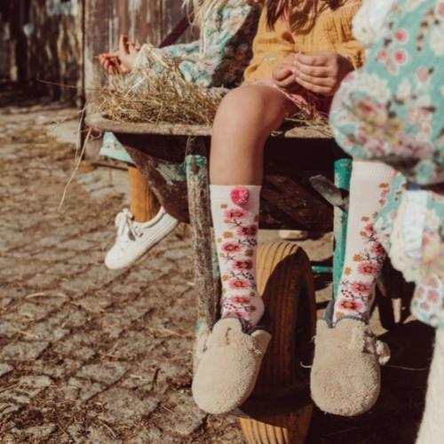 Louise Misha Socks Chelie Blush (sokken)-4