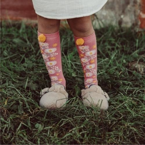 Louise Misha Socks Chelie Pink (sokken)-1