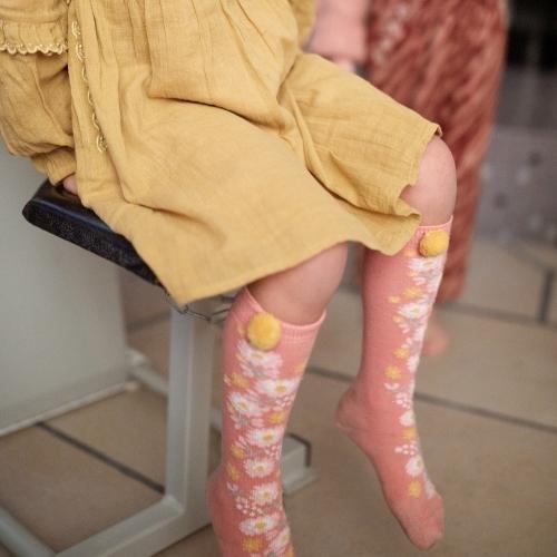 Louise Misha Socks Chelie Pink (sokken)-3