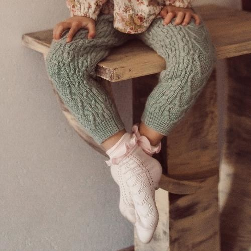 Louise Misha Socks Chilou Blush (sokken)-1