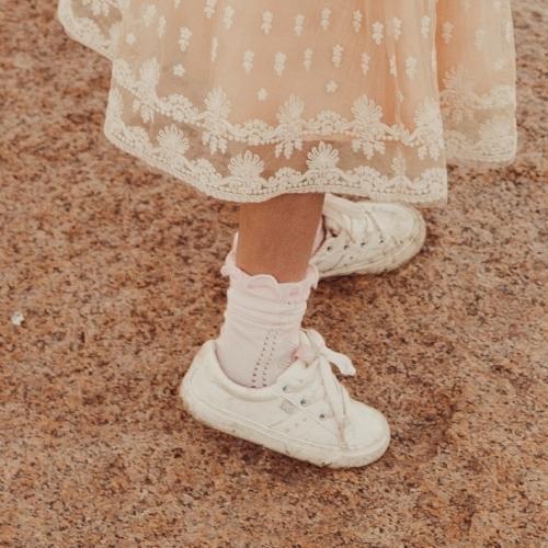 Louise Misha Socks Chilou Blush (sokken)-3