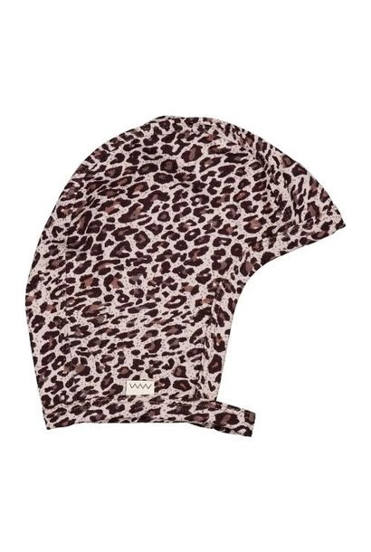 MarMar Copenhagen Leo Hoody Baby Leopard Airy Purple Leo (muts)