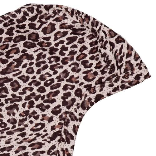 MarMar Copenhagen Leo Hoody Baby Leopard Airy Purple Leo (muts)-2