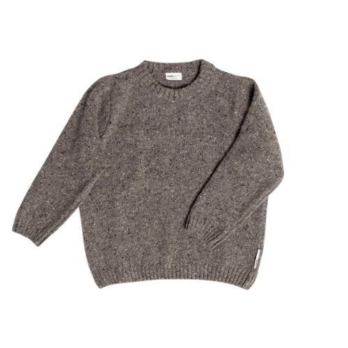 maed for mini Dazzling Dolphin Sweater Grey melange (trui)-1
