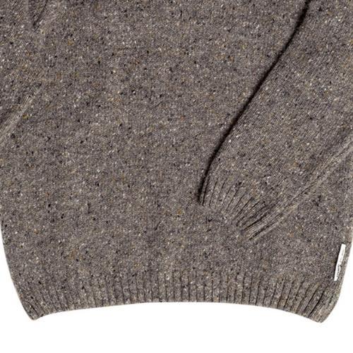 maed for mini Dazzling Dolphin Sweater Grey melange (trui)-4