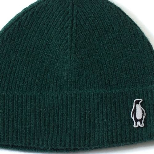 Gosoaky Red Dragon Green Forest / Penguin Badge Winter Hat (muts)-2